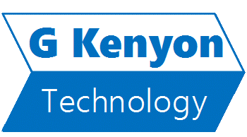 G Kenyon Technology Ltd Logo © G Kenyon Technology Ltd 2015
