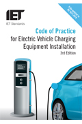IET CoP for EV Charging Installations